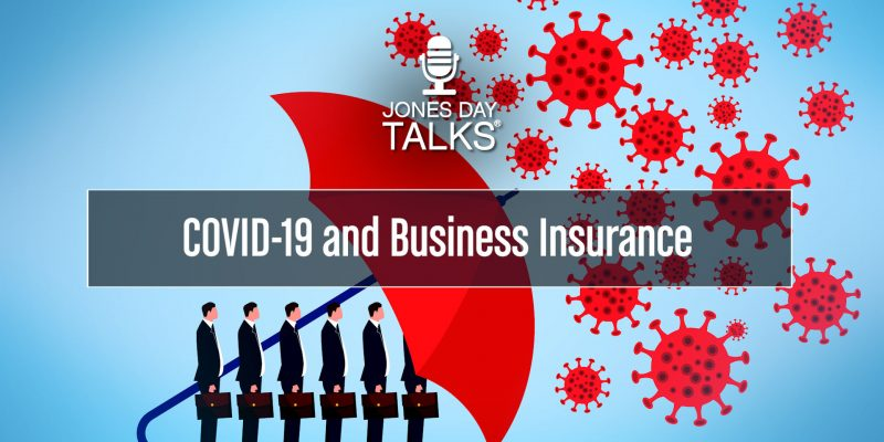 JD Talks - COVID-19 and Business Insurance